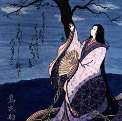 Мурасаки Сикибу – известнейшая из писательниц средневековой Японии