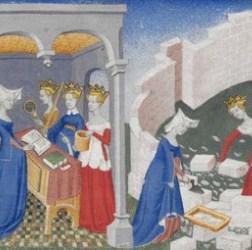 «Книга о Граде женском» Кристины Пизанской